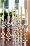 情人节烛台 酒店装饰烛台  ktv手工玻璃烛台