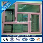 4+10+4双钢化中空玻璃