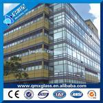 在线low-e6+9+6 双钢化中空玻璃