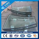 在线low-e6+12+6双钢化中空玻璃