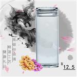 高硼硅单层玻璃水杯