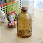 玻璃瓶插花瓶喷色玻璃瓶