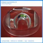 偏心光学玻璃透镜设计定制
