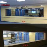 学校录播室玻璃 单向透视玻璃