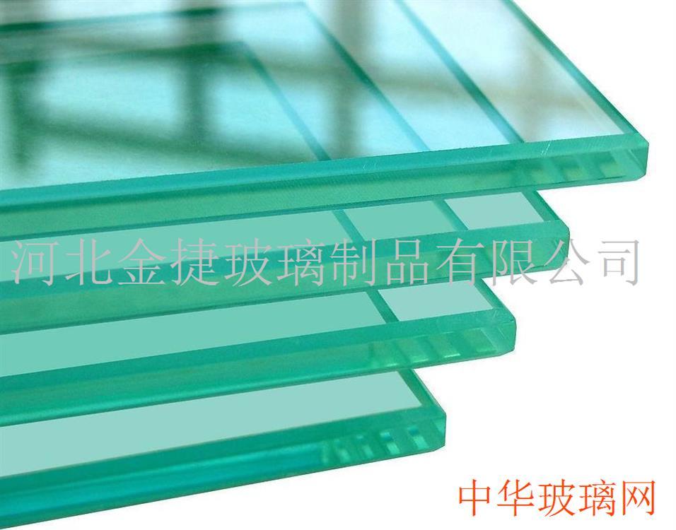 4到19mm钢化玻璃 可定制异形玻璃