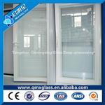 白色百叶窗玻璃