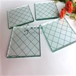 透明铁丝玻璃