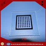 玻璃标定板|机器视觉校准块