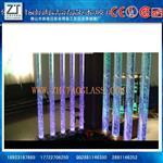 装饰玻璃水晶柱子