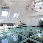 广州防滑玻璃地板厂家
