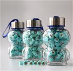 天津玻璃瓶糖果罐储物罐