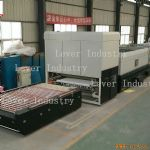 Flat & Bend Glass Tempering Machine