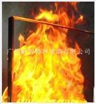 单片铯钾防火玻璃厂家定做加工