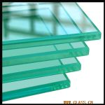 Clear & Tinted Laminated Glass with PVB