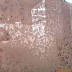 New Design Decorative Glass Sheet