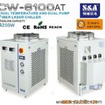 S&A water chiller for 500w CNC Fiber