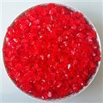 红色玻璃砂红色玻璃
