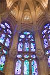 教堂彩色玻璃打印