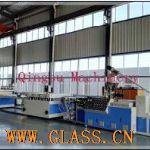 PVC Wpc Crust Foam Board Production Line