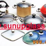 quality glass lid for frying pan