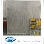 Beautiful Art Laminated Glass