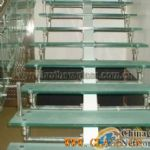 Tempered Glass Stairs