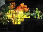 LED透明屏玻璃LED玻璃屏特种玻璃