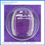 厂家批发LED光学工矿灯玻璃透镜