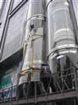 广州观光电梯玻璃更换制作安装