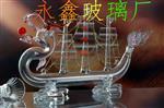 工艺酒瓶空心龙高硼硅玻璃酒瓶(龙形瓶)