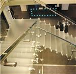 建筑楼梯钢化玻璃