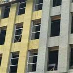 外墙防水岩棉板价格,外墙防水岩棉板最低价格