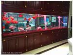 江阴鱼缸定做各种尺寸玻璃鱼缸镶嵌式鱼缸