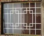加工中空玻璃装饰架