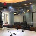 江玻 调光玻璃 办公室 会议室隔断玻璃