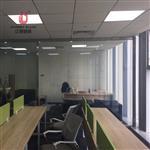 办公隔断调光玻璃