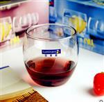 乐美雅萨通冰粉玻璃水杯茶杯凝彩杯彩色杯耐热玻璃杯H5806