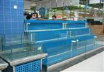 哪里定做超市制冷鱼池玻璃鱼缸