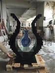 疊層玻璃景觀雕塑