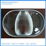 LED光学路灯玻璃透镜