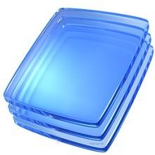 蓝宝石玻璃表面