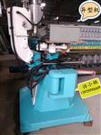 异型机磨玻璃效果图  贺氏玻璃机械 单臂异型机