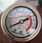 YN-60ZQ真空耐震压力表量程