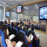 学校演播室专用单向透视玻璃