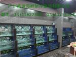 广州花都定制大排档海鲜鱼池