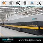 兰迪玻璃钢化生产线