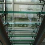防滑钢化夹胶玻璃
