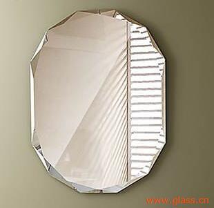 异形玻璃镜子