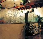 艺术雕刻玻璃 可来图来样订做 隔断玻璃 钢化玻璃雕刻加工