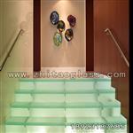 【厂家直销】钳口玻璃园林叠层玻璃 佛山园林叠层玻璃